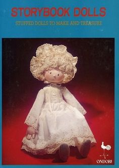 Story Book Dolls  - free pattern
