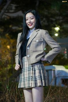 Cha Eun Woo, Yoona, Suho, True Beauty, Webtoon, Actresses, Park, Coat, Jackets