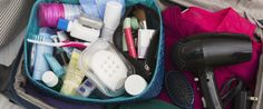 15 Packing Tips That Will Forever Change Your Toiletry Bag