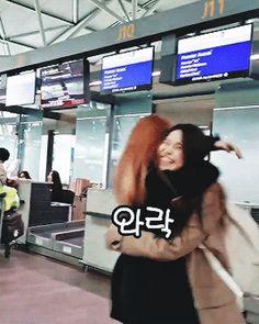 """""""wheesun's hug."""""""