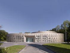 Galeria de Novo edifício de laboratório para obras de drenagem municipais / KSG Architekten - 8