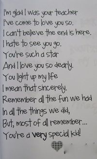 goodbye student poem I should have given this to some of my students they were awesome