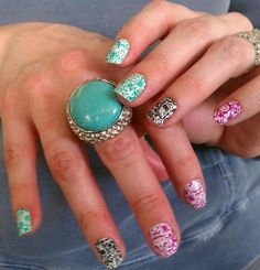 Decorative trio nail wraps what's your favorite by Jamberry