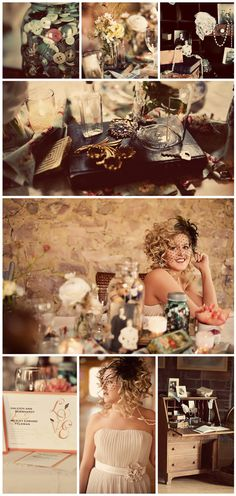 Vintage wedding ... // by South Dakota WeddingStyle #wedding #vintage