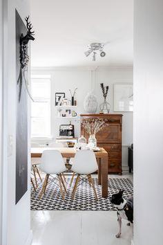 dining room / laura seppanen