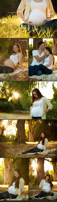 Pregnant women are so beautiful! I can't wait to take pics like this one day.