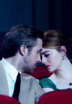 Ryan Gosling & Emma Stone - La La Land (2016)