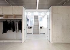 Ateliers transforms old technology museum into flexible office