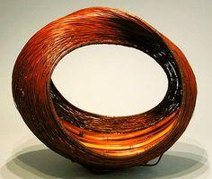 Yuichi Monden.Infinity.bamboo sculpture.