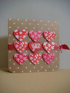 Valentine card ...
