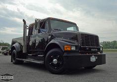 International 4700 custom Farm Trucks, New Trucks, Diesel Trucks, Custom Trucks, Pickup Trucks, Medium Duty Trucks, Heavy Duty Trucks, Heavy Truck, Hot Rod Trucks