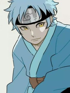 Naruto/Boruto's Mitsuki - he is one of my favourite characters in the series