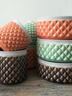 Pattern! #othmardecorations#ceramics#pot#ceramicpot#simplicity#patternpots#plantpot#homedecoration