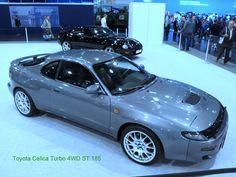 Toyota Celica Turbo 4WD ST 185