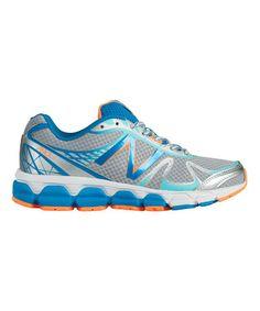 Look what I found on #zulily! Gray & Blue 780v5 Running Shoe - Women #zulilyfinds