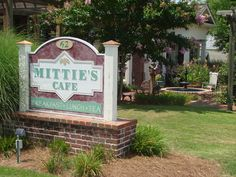Mittie's Tea Room - Great place for ladies lunch after shopping at the Queen!  We LOVE their chicken salad!