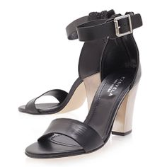 3471f0ba462 Carvela Krispy Leather Block Heel Sandals
