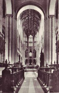 """6"""" x 4"""" Birthday Greetings Card English Church Norfolk Norwich Cathedral NK84 by Danetre Gifts. $3.49. 6"""" x 4"""" approx Hand produced greeting/birthday card featuring the image shown. Blank inside for your own greeting.. Suitable for any occasion. PLEASE NOTE THAT MANY OF THE ENGLISH CHURCH IMAGES USED ARE SCANNED FROM OLD POSTCARDS. IMAGE QUALITY FROM THESE SCANS IS DECIDED BY THE IMAGE QUALITY OF THE ORIGINAL POSTCARD AND IN MANY CASES THE IMAGE QUALITY IS POOR BUT WE ..."""
