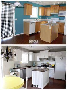 DIY Kitchen redo