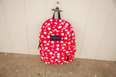 JanSport SuperBreak #PolkaDots