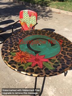 """Fantastic """"patio furniture sets"""" info is readily available on our site. Have a look and you wont be sorry you did. Funky Furniture, Furniture Projects, Furniture Makeover, Home Projects, Painted Furniture, Lawn Furniture, Refurbished Furniture, Cowhide Furniture, Repurposed Furniture"""