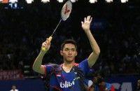 Jonatan Christie Siap Hadapi Lin Dan di Indonesia Open
