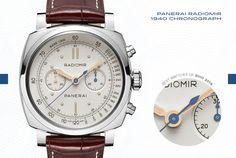 Paneri Radiomir 1940 Chronograph - Best Watches of SIHH 2014 « Gear Patrol