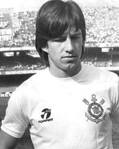 """Dunga"" Carlos Caetano Bledorn Verri (Sport Club Corinthians Paulista, 1984-1985, 13 apps, 1 goal)"