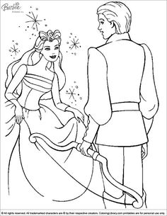 barbie ice skating coloring pages - photo#25