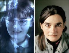 Checkout The Changes of Harry Potter Series Actors and Actresses Harry Potter Movie Trivia, Harry Potter Characters, Harry Potter World, Emma Watson Rupert Grint, Moaning Myrtle, Welcome To Hogwarts, Matthew Lewis, Bonnie Wright, Look At The Stars