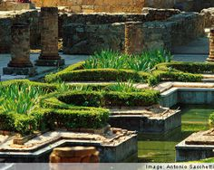 One of the greatest European discoveries of architectural significance built by the Romans is the Conimbriga ruins