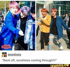 Eomma Jin is in protective mode