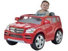 Mini Carro Elétrico Infantil Mercedes Benz - com Controle Remoto 2 Marchas Emite Sons Biemme com as melhores condições você encontra no Magazine Shopspremium. Confira!