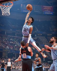 Memphis Grizzlies v Cleveland Cavaliers - David Liam Kyle/NBAE via Getty Images Mvp Basketball, Basketball Pictures, Lebron James Jr, Kelly Oubre Jr, Kobe Bryant Pictures, Nba Pictures, Basketball Photography, Nba Wallpapers, Memphis Grizzlies