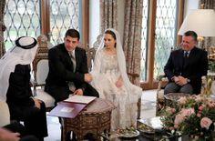 Wedding of Princess Iman bint Al Hussein of Jordan with Zaid Mirza