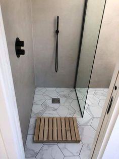 Downstairs Bathroom, Bathroom Renos, Sf Hotels, Exterior Design, Interior And Exterior, Minimal Bathroom, Bath Design, Beautiful Bathrooms, Decoration