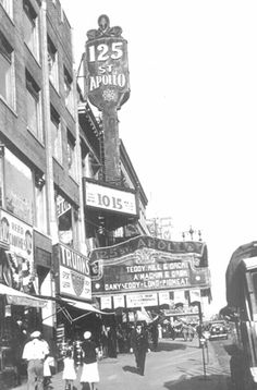 The Apollo Theater is one of Harlem and America's most iconic cultural institutions. It was one of the first theaters in New York and the country to have full integrated audiences  and employ African Americans/Latinos both onstage and backstage, and plays a central role in the development of  American music. http://www.apollotheater.org/about/history. A #PreserveNY candidate.
