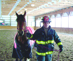 by Gary Slate, New York State Horse Council, Central Region Vice President If you are a horse owner suffering through this extreme cold and snow, wouldn't you take some comfort in knowing that if your barn roof collapses, or there is a fire, or some other emergency, that the volunteer firemen who show up to…