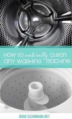 Clean your washing machine on the reg. | 23 Surprising Laundry Tips You Didn't Know You Needed