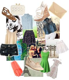 """Spring"" by careypope ❤ liked on Polyvore"