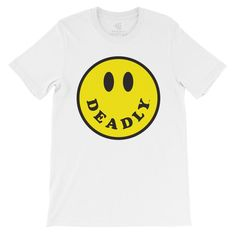 DEADLY SMILE TEE