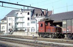 Swiss Railways, Bahn, Trains, Fancy, Vehicles, Paths, Locomotive, Photo Illustration, Cars