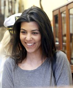 My favorite Kardashian. Natural beauty & down to earth person & a great mom.