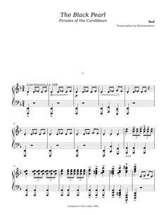 Sheet music made by Dimitri Schvosak for Part_1