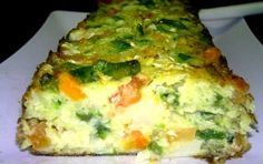 torta-de-legumes-super-facil/ - The world's most private search engine Easy Cooking, Cooking Time, Vegetarian Recipes, Healthy Recipes, Portuguese Recipes, 30 Minute Meals, Food Gifts, Diy Food, Vegan Recipes
