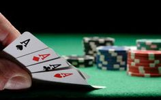 Don't Show Your Cards To Anyone Until The Showdown  http://learnpokerpro.com/the-7-most-important-poker-etiquette-rules-for-beginners/