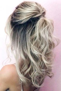 Trendy Hairstyles for Medium Length Hair You Will Love ★ See more: glaminati. - - Trendy Hairstyles for Medium Length Hair You Will Love ★ See more: glaminati.c… Frisuren Trendy Hairstyles for Medium Length Hair You Will Love ★ See more: glaminati. Haircuts For Long Hair, Trendy Hairstyles, Half Pony Hairstyles, Hairstyle For Medium Length Hair, Medium Hair Wedding Styles, Hairstyles For Homecoming, Medium Length Wedding Hairstyles, School Hairstyles, Popular Hairstyles