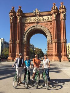 **Hi. This is Barcelona... (tour) - Spain