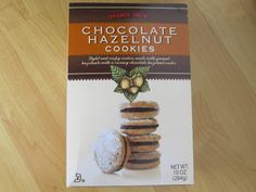 Overall, Trader Joe's Chocolate Hazelnut Cookies fails to deliver on ...
