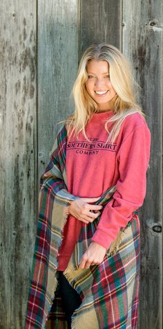 As comfy as your favorite worn-in jeans, the super soft Loop Knit Terry Pullover will have you stylishly prepped for any scene! 💋 #FallFashion #FashionTrends #Comfy #ootd #Fashionista #EnjoyTheGoodLife #SouthernShirt